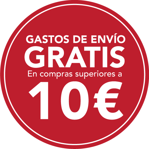 Envío gratis a partir de 20€