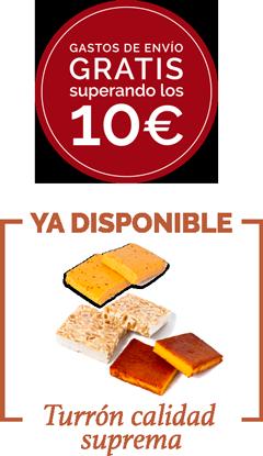 Envío gratis a partir de 10€
