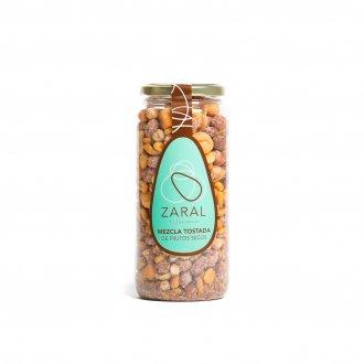 Roasted nut mix